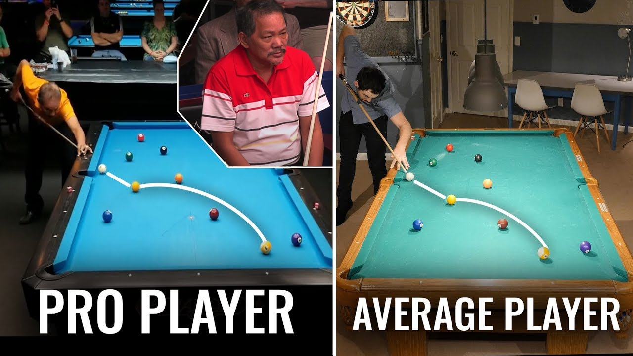 Trying To Shoot Efren's Double Jump Triple Carom | Your Average Pool Player