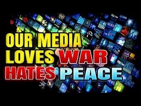 Gerald Celente - Trends In The News - Proof: US Media HATES Peace, LOVES War - (9/21/16)