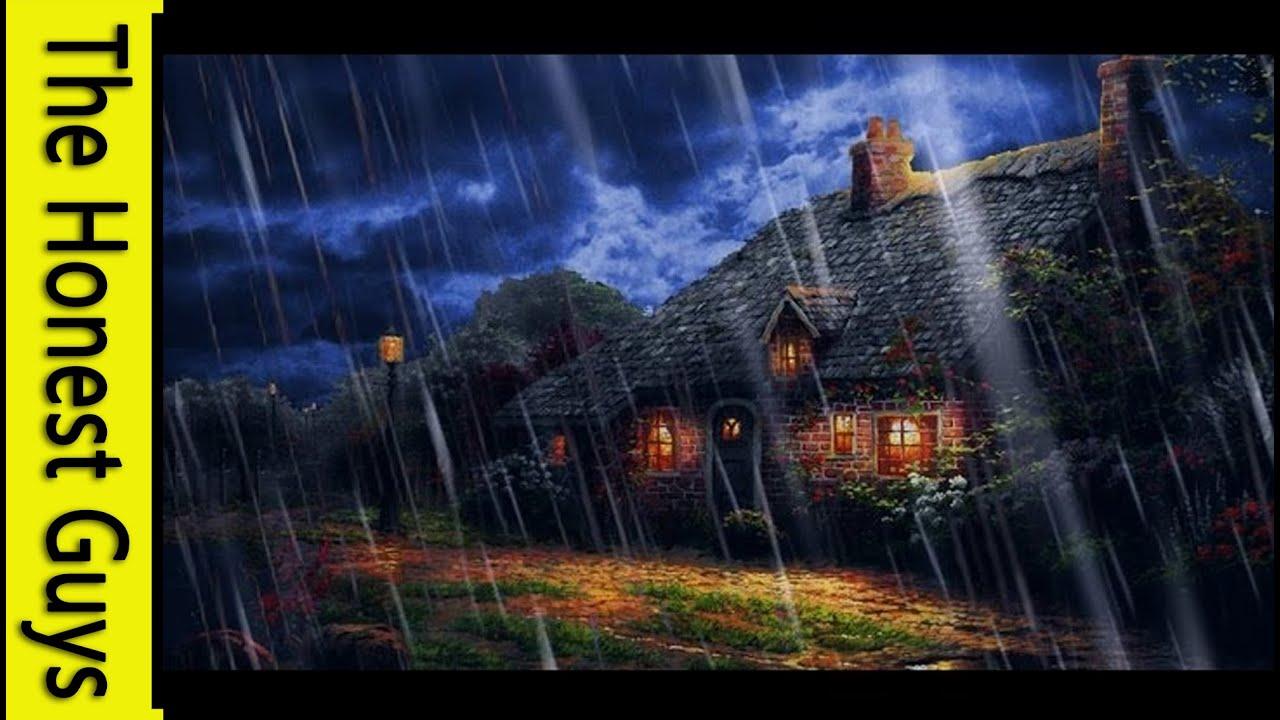 GUIDED SLEEP TALKDOWN – GENTLE RAIN. 1 HOUR. Insomnia. Relaxation.