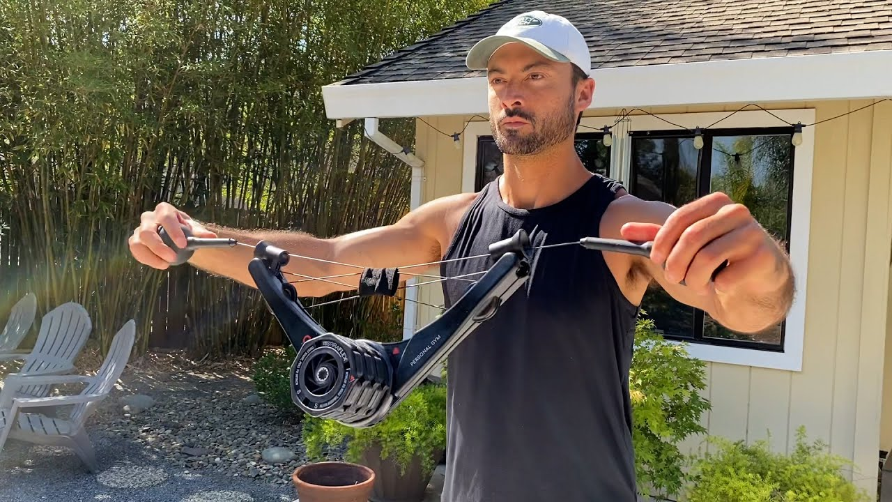 Is This Tiny Contraption Better Than a Gym Membership? | Try Outs