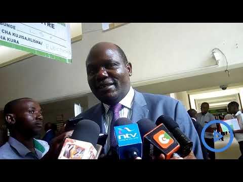 IEBC is ready for repeat polls: Wafula Chebukati