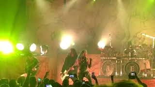 Arch Enemy - You Will Know My Name @Trix Antwerpen 24 Jan 2018