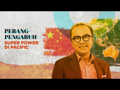 Kabar Politik #17 Pengaruh Cina & Politik Maritim Di Pacific Ft. Tantowi Yahya Dubes RI NZ & Pacific