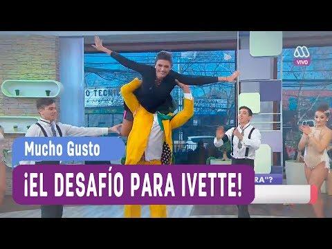 ¡Ivette Vergara se