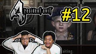 Jurus MELAWAN TANGAN KANAN SALAZAR! - Resident Evil 4 (12)!