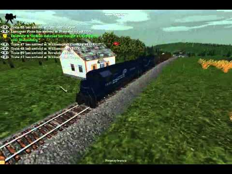 Railroad Tycoon 3 new mods part 3