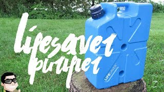 2600+ Gallons Clean Water | LifeSaver Jerrycan Review