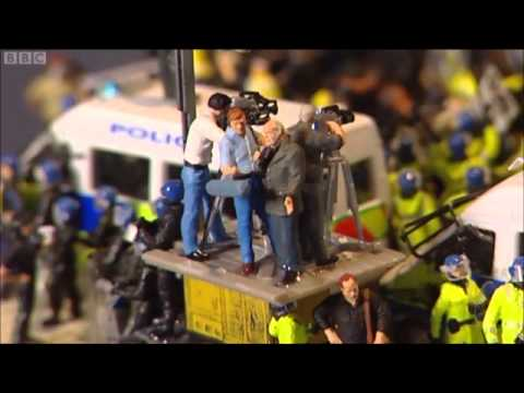 James Cauty - Riot In A Jam Jar - London News Coverage