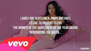 Lil' Kim - How Many Licks? Remix (Lyrics Video) Verse HD