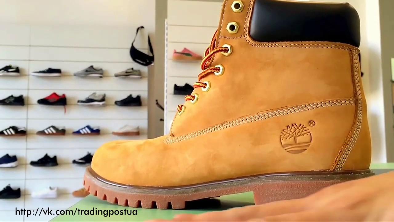 2be13dc1bde8 Men s Timberland Classic 6-Inch Premium Boots REVIEW   Тимберленд Ботинки  Мужские Обзор