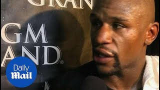Floyd Mayweather: Manny Pacquiao fight could happen in May - Daily Mail