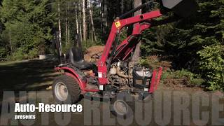 Mahindra Tractor - How To Replace Fuel Filter - Auto Resource