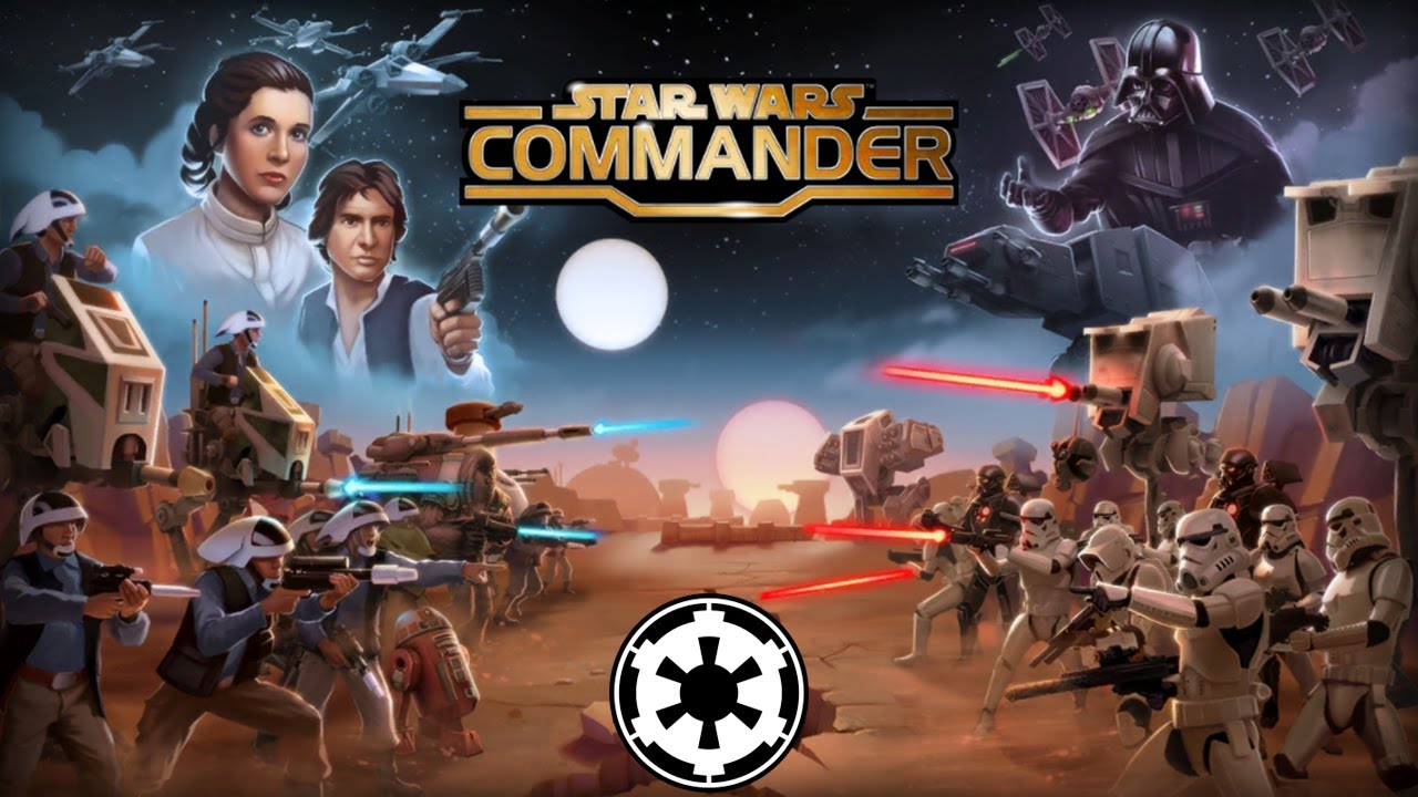 Star Wars Commander Rebels #28 - AT-TE Preview - YouTube