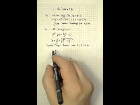 Matematik 2b Matematik 5000 kap 2 Uppgift 2342