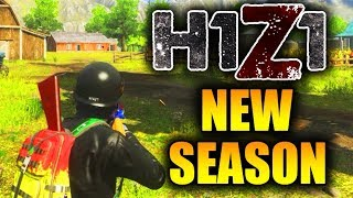 H1Z1 Pre-Season 8 and Z1 Remastered Release Date!