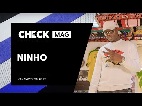 Youtube: Ninho #CheckMag
