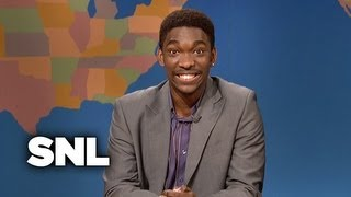 Weekend Update: Will Smith - Saturday Night Live
