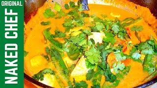 Red Thai Chicken Curry How To Cook Recipe