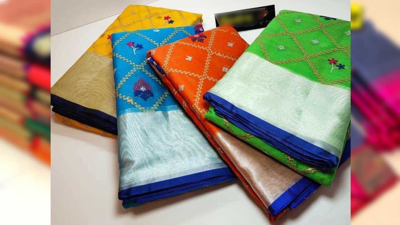 Uppada Wholesale Dasara Special Sarees27|Single Saree Also Courier Available|All varieties of Sarees