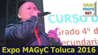 Visita a Expo MAGyC Toluca 2016