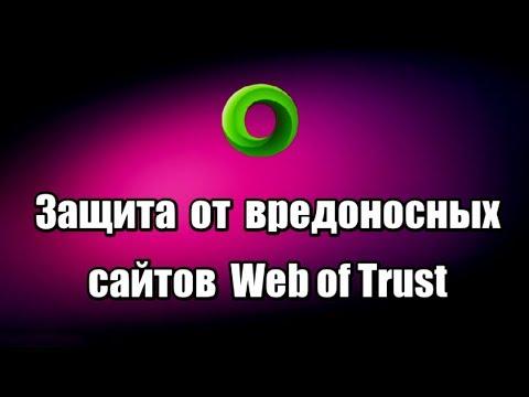 Защита от вредоносных сайтов Web Of Trust. Защита от фишинговых сайтов