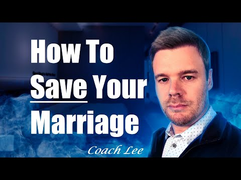 How To Save A Marriage From Divorce