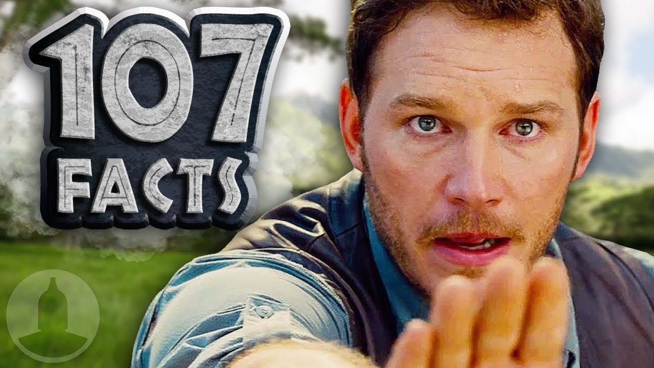 107 Jurassic World Facts You Should Know! | Cinematica