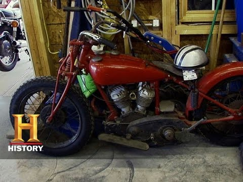 American Pickers: Piecing Together an Indian Motorcycle (Season 12, Episode 8) | History