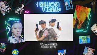 EXO-SC 세훈&찬열 '10억뷰 (1 Billion Views) (Feat. MOON)' Official Lyrics Eng