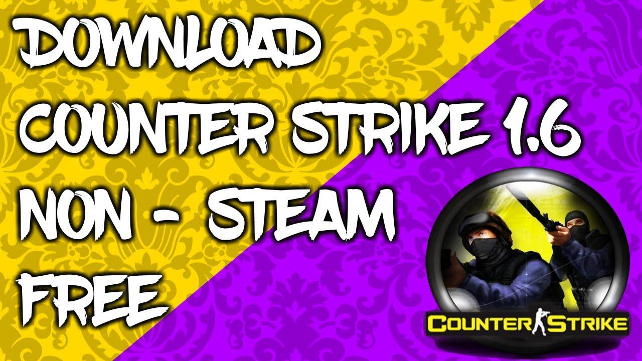 counter strike 1.6 free download no steam