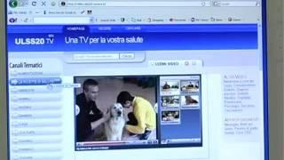 Portale Ulss 20 TV...