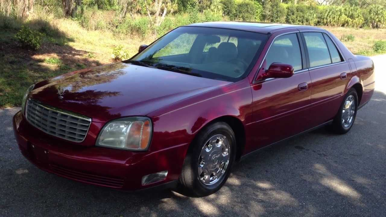 2002 Cadillac Deville View Our Current Inventory At