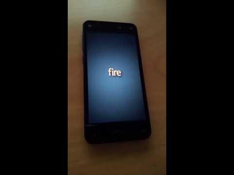 Anleitung Entfernen von CyanogenMod auf FirePhone flash Fire OS