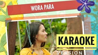 WORA PARA - Nepali Karaoke Song (Track) | Deepak Bajracharya