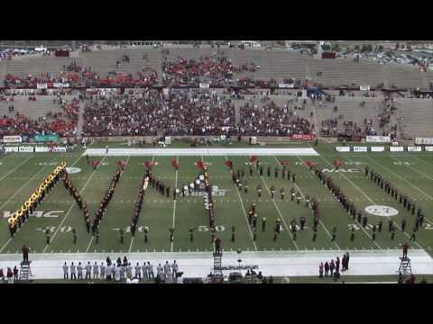 Pride During Aggies Vs. Utep Game