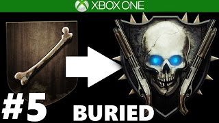 BURIED ZOMBIES SOLO STRATEGY! Call of Duty Black Ops 2 Backwards Compatible Gameplay