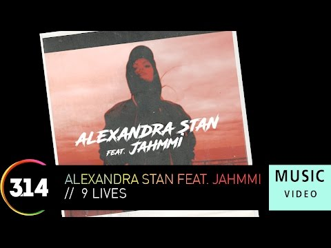 Alexandra Stan feat. Jahmmi - 9 Lives (Official Music Video HD)