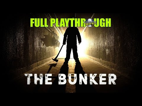 The Bunker | Full Playthrough & Story Discussion