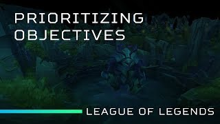 Prioritizing Objectives in League of Legends | Foxdrop | Training Room by Predator