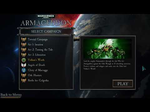warhammer 40k vulkans wrath summary |