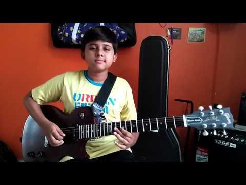 Dil Sambhal Ja Jara - Guitar by Sidharth