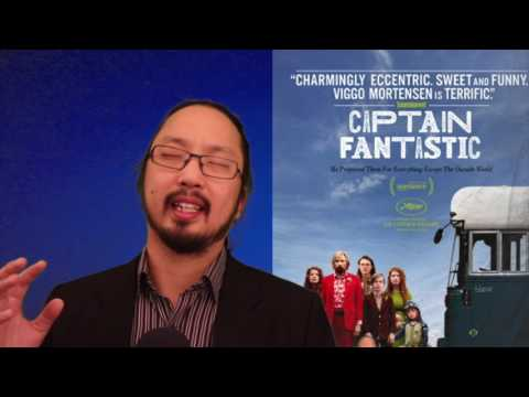 Captain Fantastic movie review (in swedish)