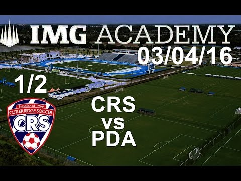 CRS 97/98 vs  PDA - IMG Cup 2016 Game3 (First Half)