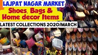 Lajpat Nagar Market, Delhi ||S…
