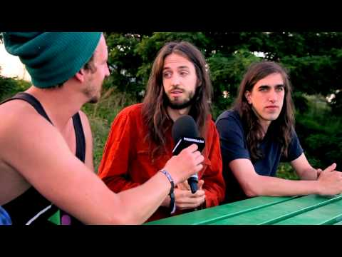 Crystal Fighters Interview Melt! 2013