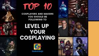 Top 10 Cosplayers to Follow to Level up Your Cosplaying