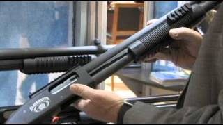 Mossberg Tri-Rail Tactical System & The Chainsaw