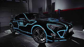 Смелый автотюнинг Тойота Celica! Паркует BMW на ковре! Tuning Fest 2018-крутые тачки ч1