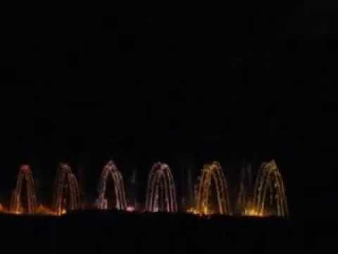 Dancing Fountain Bangalore