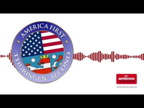 America first - Thüringen second!